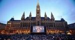 Film Festival auf dem Wiener Rathausplatz