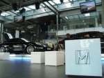 Porsche Panamera Präsentation